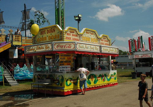 Poor Jack Amusement to be at 2018 Fair